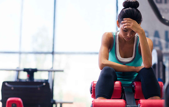 Should You Skip Your Workout When You're Sick?