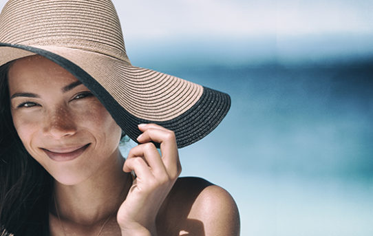 Infographic: Protect Your Skin From The Sun