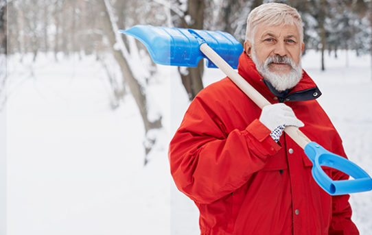How To Shovel Snow Without Getting Hurt