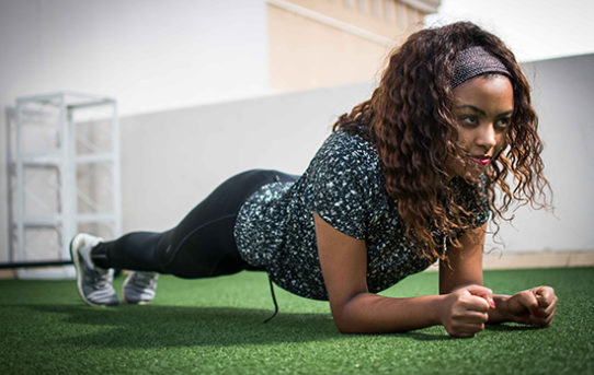 How To Strengthen Your Core